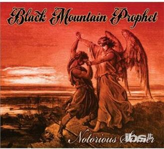 Notorious Sinner - CD Audio di Black Mountain Prophet
