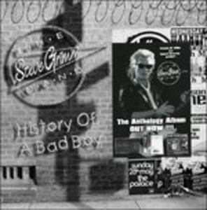 History of a Bad Boy - CD Audio di Steve Grimm (Band)