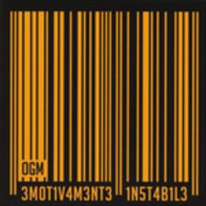 Emotivamente instabile - CD Audio di OGM