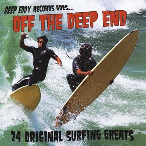 Off the Deep End - CD Audio