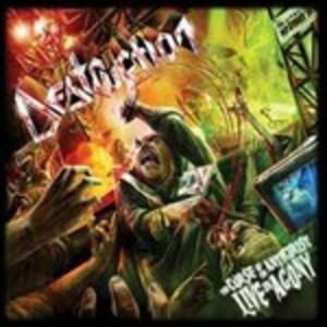 The Curse of the Antichrist. Live in Agony - CD Audio di Destruction