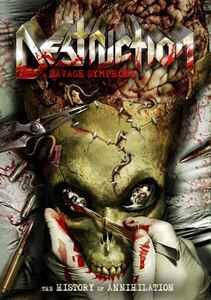 Destruction. A Savage Symphony - The History of Annihilation - DVD