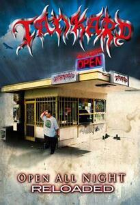 Tankard. Open All Night. Reloaded - DVD