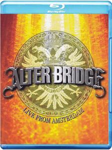 Live in Amsterdam (Blu-ray) - Blu-ray