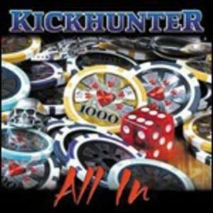 All in - CD Audio di Kickhunter