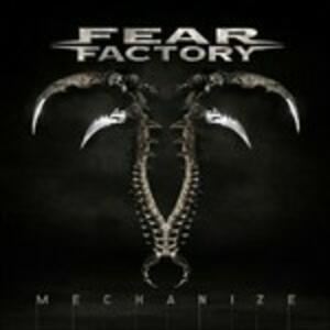 Mechanize (Limited Edition) - CD Audio di Fear Factory