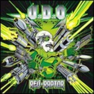 Rev-Raptor (Digipack Limited Edition) - CD Audio di UDO