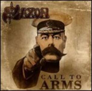 Call to Arms (Digipack Limited Edition) - CD Audio di Saxon