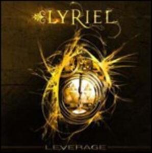Leverage (Digipack Limited Edition) - CD Audio di Lyriel