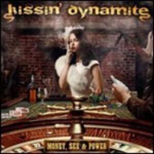 Money, Sex & Power - CD Audio di Kissin' Dynamite
