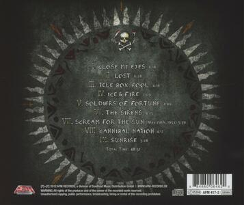 Cannibal Nation - CD Audio di Mob Rules - 2