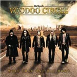More Than One Way Home (Limited Edition) - CD Audio di Voodoo Circle