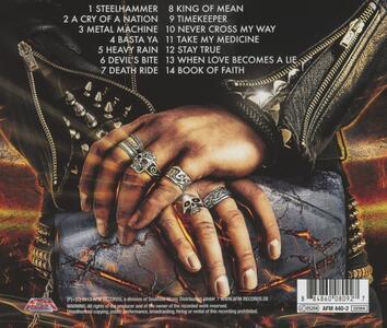 Steelhammer - CD Audio di UDO - 2