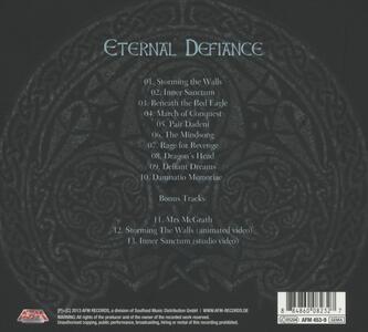 Eternal Defiance - CD Audio di Suidakra - 2