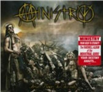 From Beer to Eternity - CD Audio di Ministry