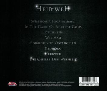 Heimweh - CD Audio di Black Messiah - 2
