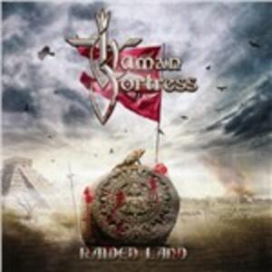 Raided Land - CD Audio di Human Fortress