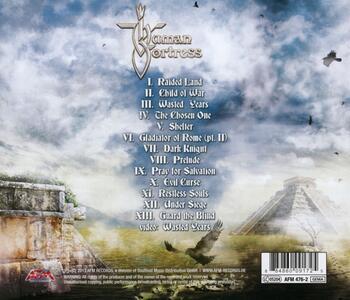 Raided Land - CD Audio di Human Fortress - 2