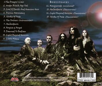 Lord of Earth and Heaven's Heir - CD Audio di Human Fortress - 2