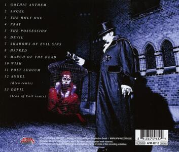 Gothic Electronic Anthems - CD Audio di Gothminister - 2