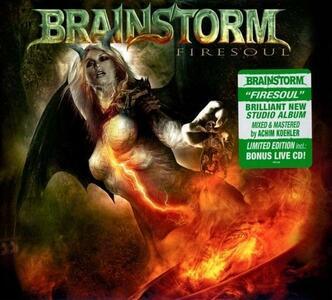 Firesoul (Digipack) - CD Audio di Brainstorm