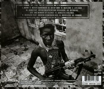 Warlord - CD Audio di Brothers in Arms - 2