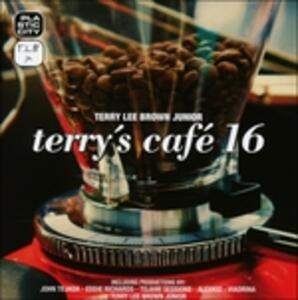 Terry's Cafe 16 - CD Audio