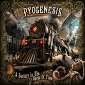 A Century in the Curse of Time - CD Audio di Pyogenesis
