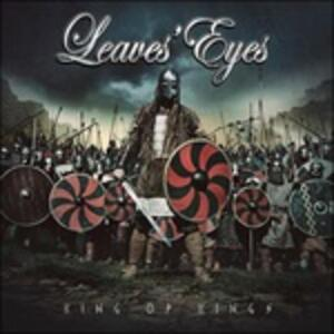 King of Kings (Digibook Limited Edition) - CD Audio di Leaves' Eyes
