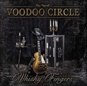 Whisky Fingers (Fan Box - Limited Edition) - CD Audio di Voodoo Circle