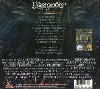 Into the Legend (Limited Edition) - CD Audio di Rhapsody of Fire - 2