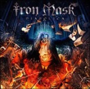 Diabolica - CD Audio di Iron Mask
