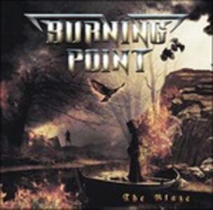 The Blaze - CD Audio di Burning Point