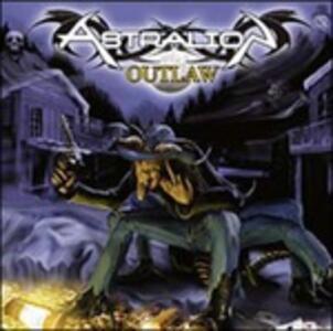 Outlaw - CD Audio di Astralion