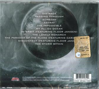 The Storm Within - CD Audio di Evergrey - 2