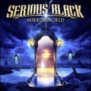 Mirrorworld (Extra Large Size) - CD Audio di Serious Black