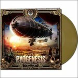 A Kingdom to Disappear - Vinile LP di Pyogenesis