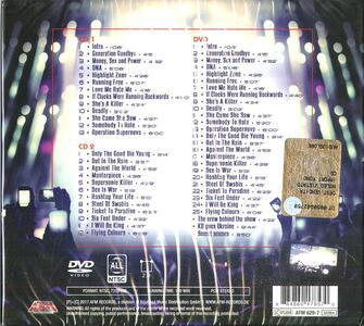 Generation Goodbye - Dynamite Nights (Digipack) - CD Audio + DVD di Kissin' Dynamite - 2