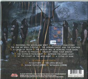 Secrets of the Magick Grimoire (Digipack Limited Edition + Bonus Track) - CD Audio di Elvenking - 2