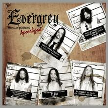 Monday Morning Apocalypse (Red Coloured Vinyl) - Vinile LP di Evergrey