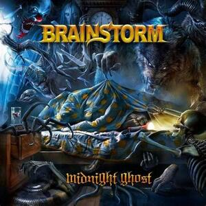 Midnight Ghost - CD Audio di Brainstorm