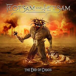 The End of Chaos (Box L) - CD Audio di Flotsam & Jetsam