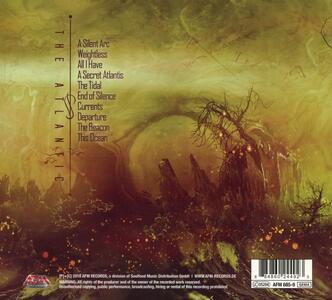 The Atlantic (Digipack) - CD Audio di Evergrey - 2