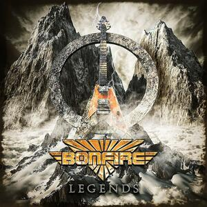Legends - CD Audio di Bonfire