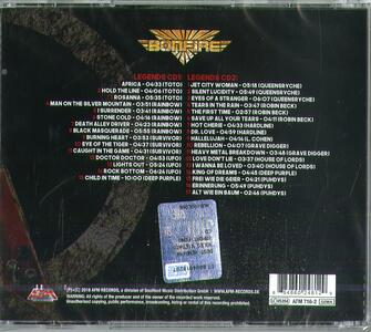 Legends - CD Audio di Bonfire - 2