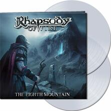 The Eighth Mountain (Clear Edition) - Vinile LP di Rhapsody of Fire