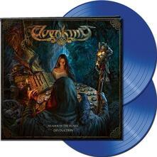 Reader of the Rules - Divination (Blue Coloured Vinyl) - Vinile LP di Elvenking