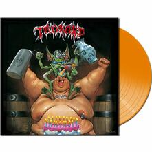 B-Day (Clear Orange Vinyl) - Vinile LP di Tankard