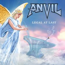 Legal at Last (Clear Vinyl) - Vinile LP di Anvil