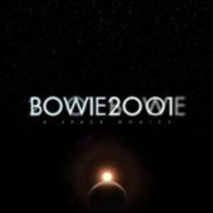 Bowie 2001. A Space Oddity - CD Audio di Fritz Von Runte
